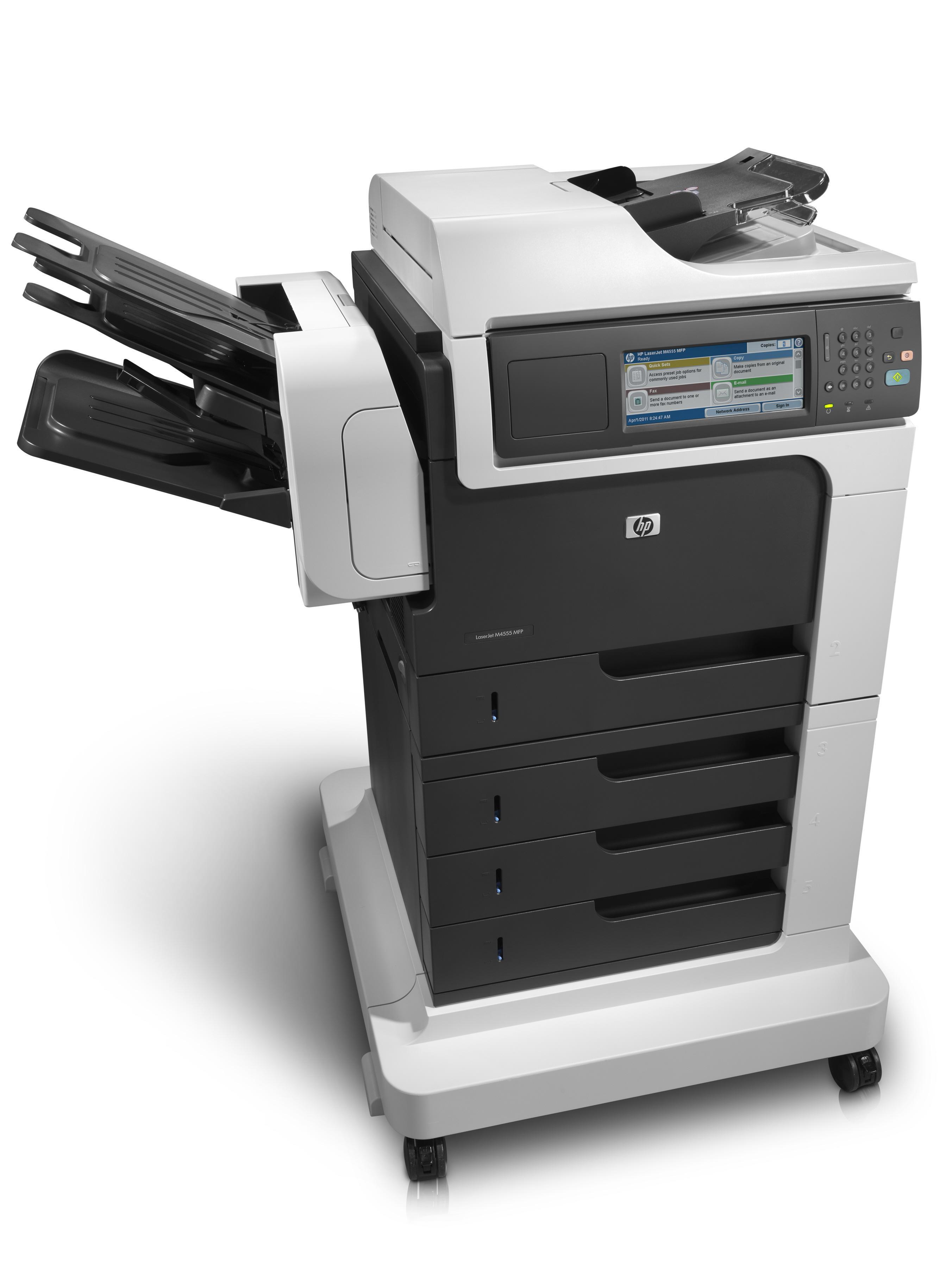 Hp Laserjet Enterprise M4555fskm Mfp Toner Cartridges