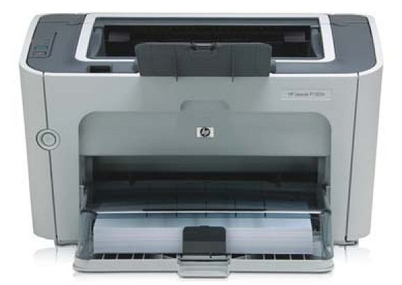 About the HP LaserJet P1505n