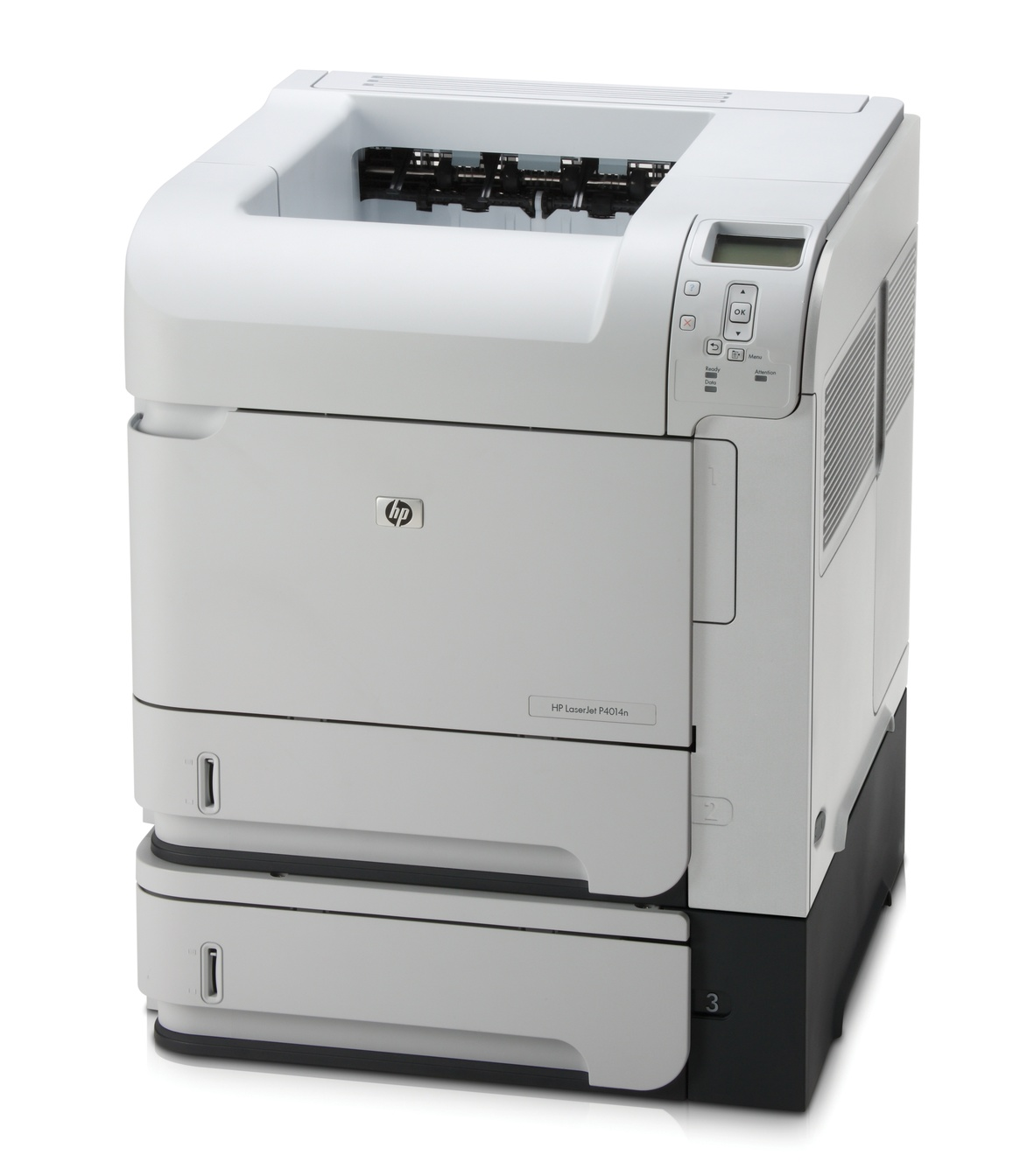 About the HP LaserJet P4014dn