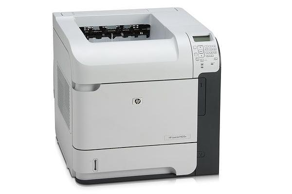 About the HP LaserJet P4015n