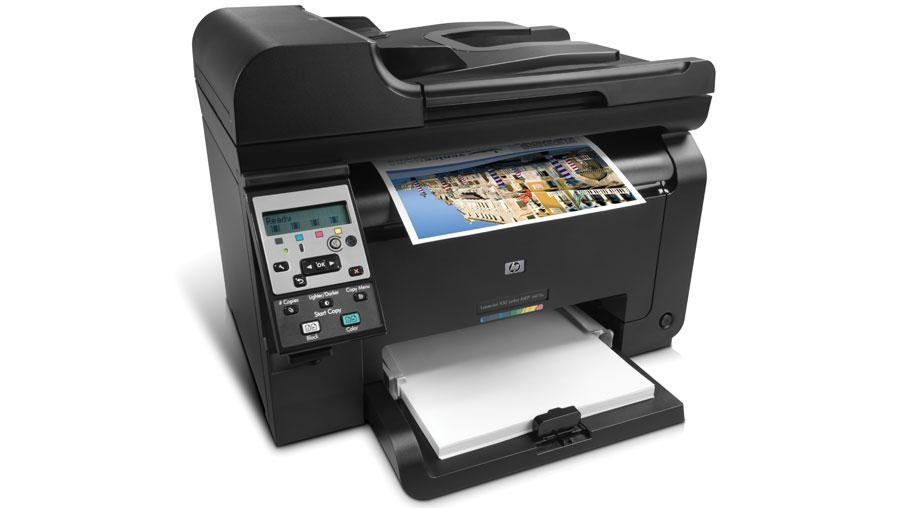hp laserjet pro 100 color mfc m175nw details hewlett packard introduced their smallest mfp - Laserjet 100 Color Mfp M175nw