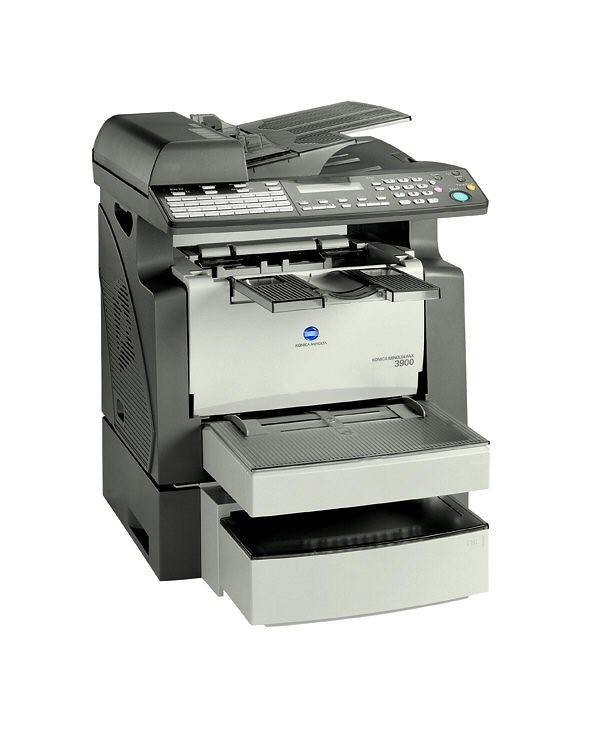 konica minolta fax machine