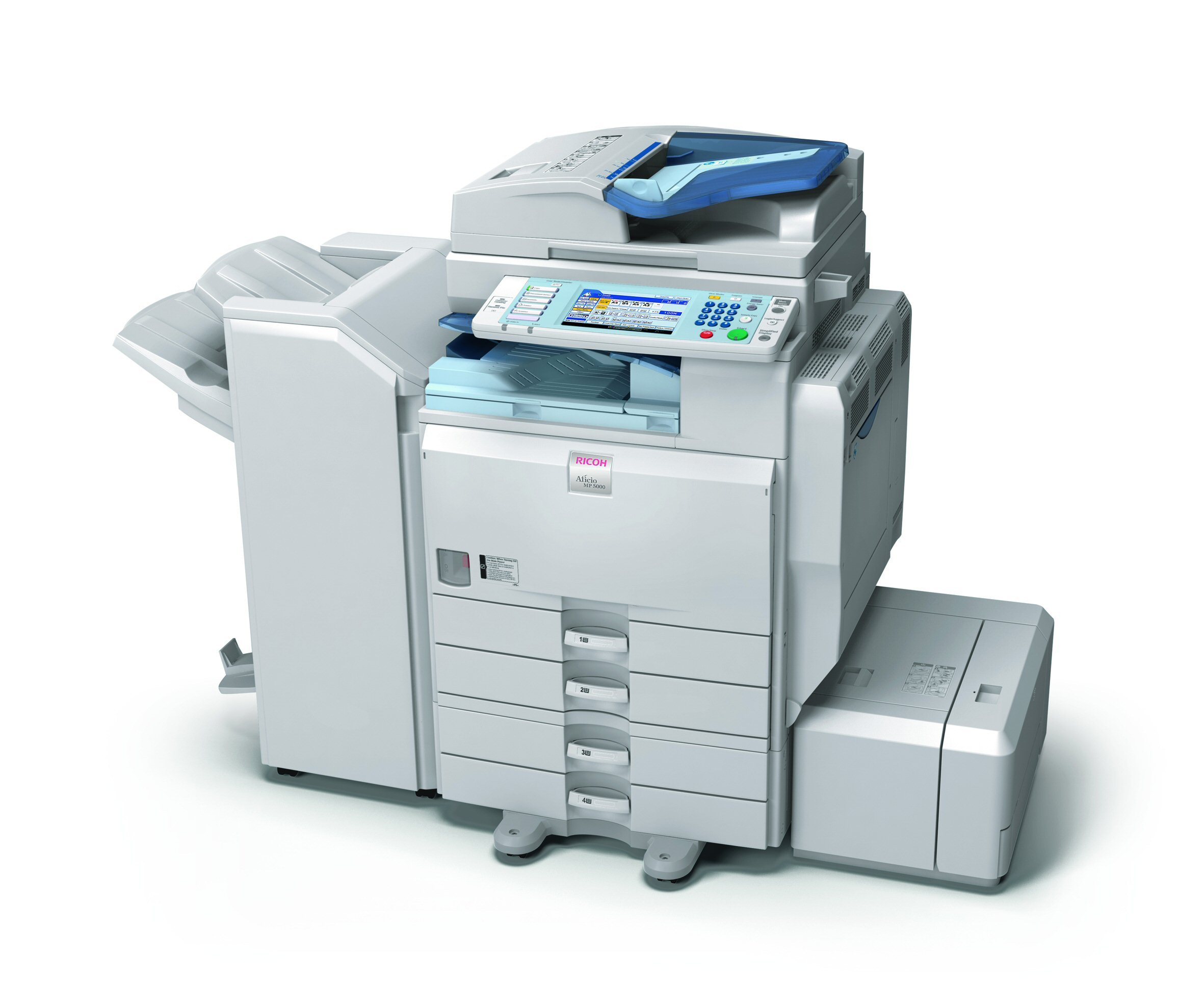 Ricoh Aficio MP 5000SPF