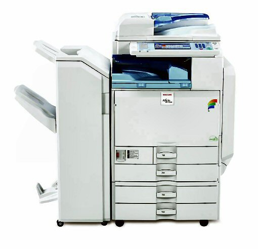 Ricoh Aficio MP C4500