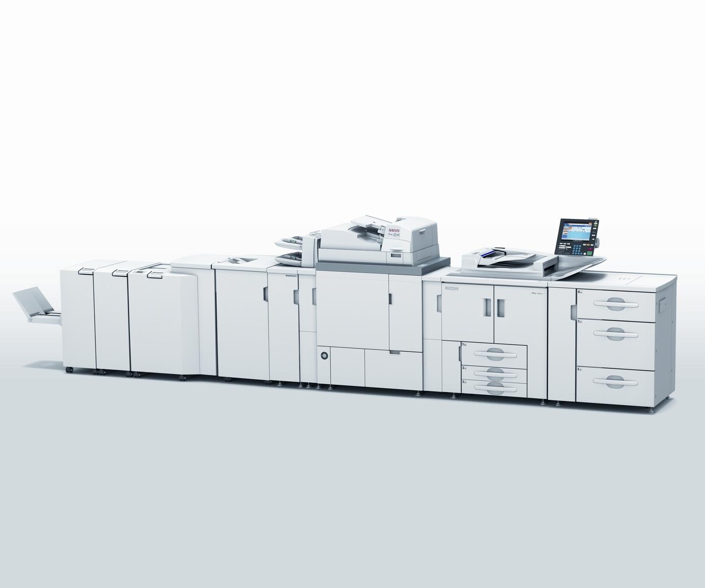 Ricoh Pro 907ex Printer Driver