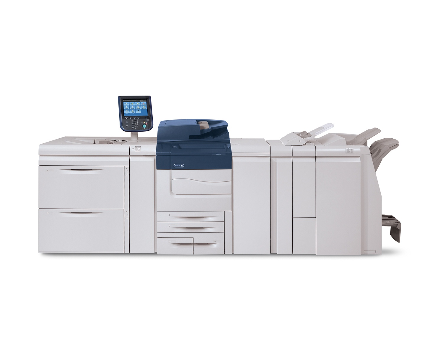 Xerox Color C70 Printer Details The