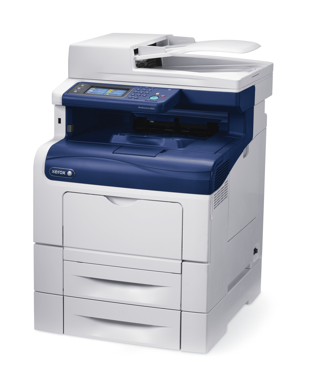 Xerox workcentre 6605dn details the