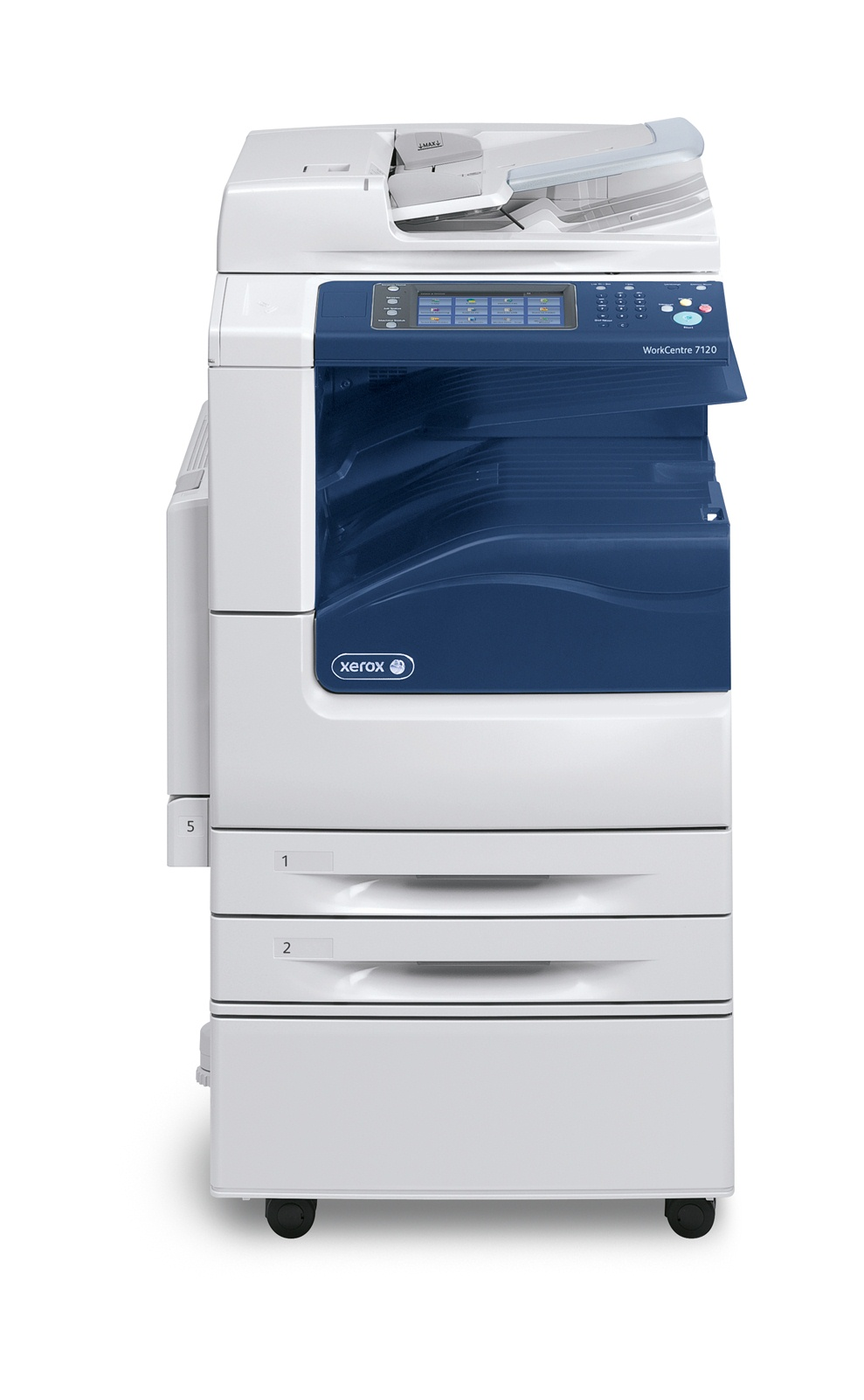 Xerox workcentre 7120 details the