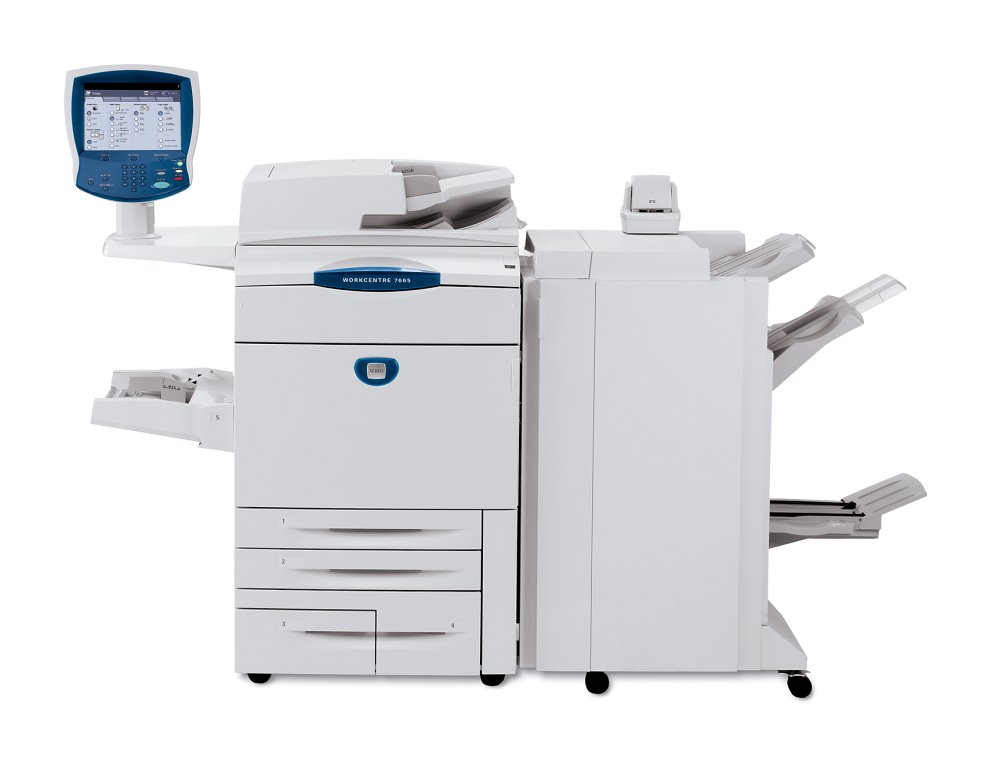 Xerox WorkCentre 7665