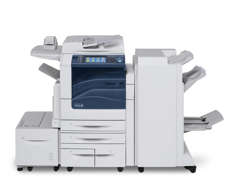Xerox workstation 7545